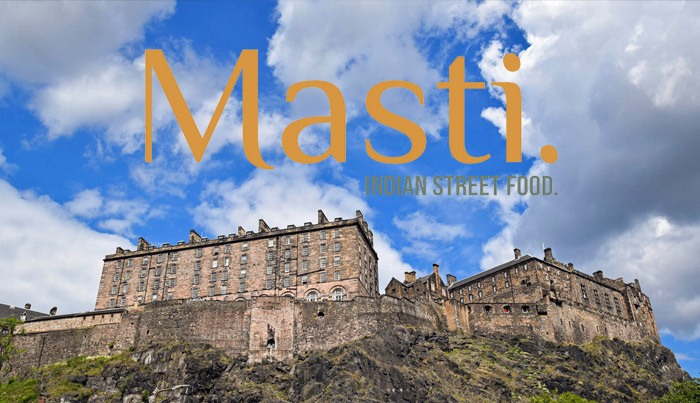 Experience Delicious Indian Street food at MASTI in Edinburgh