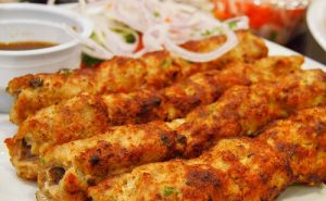 Seekh-Kabab-in-Edinburgh-by-edinburgh's-best-indian-restaurant-masti